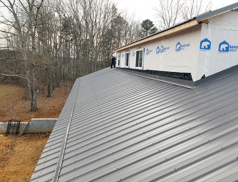 Roofing-alternatives Metal-roofing