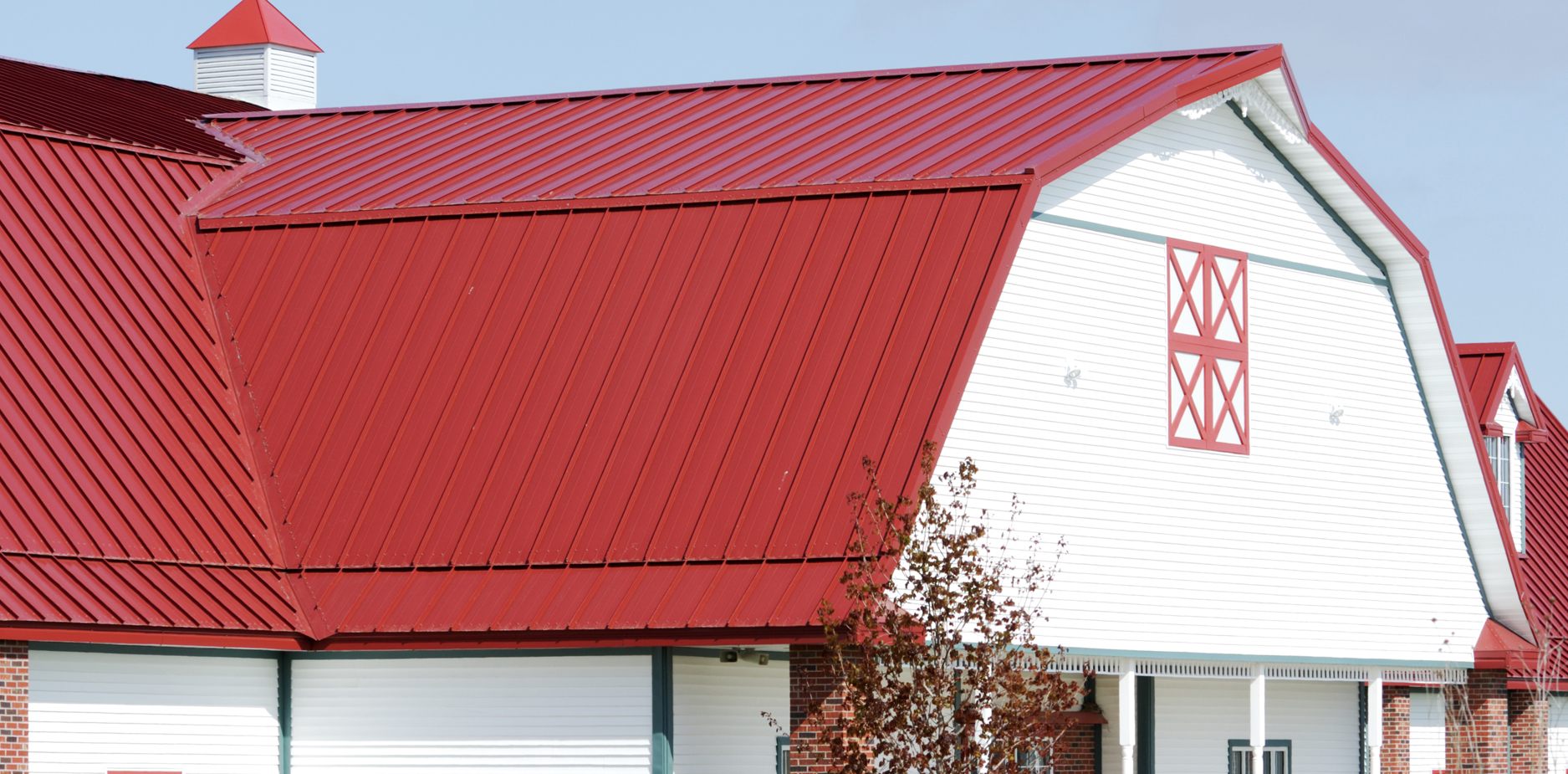 Large metal roofing projects