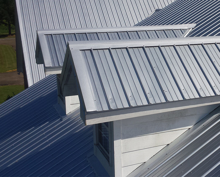 lynchburg virginia metal roofing repair